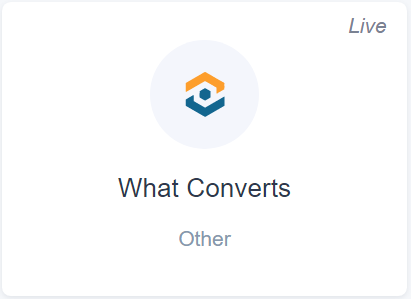 What Converts